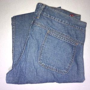 Vintage Levi's Lightweight Flare Jeans 12M 31
